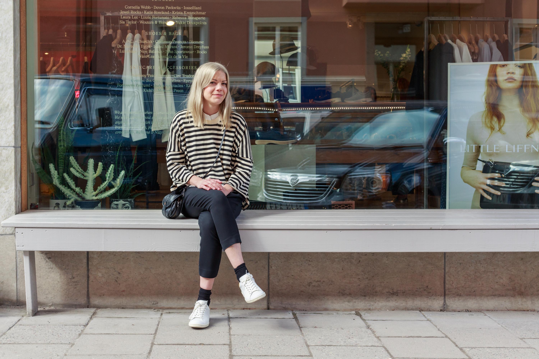 The Bench - Jennifer Lindström