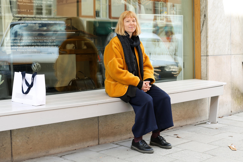 The Bench - Matilde Sköld