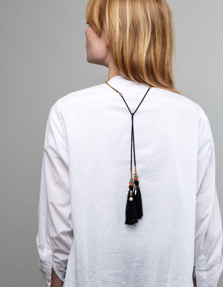 Lizzie Fortunato Western Collar Necklace