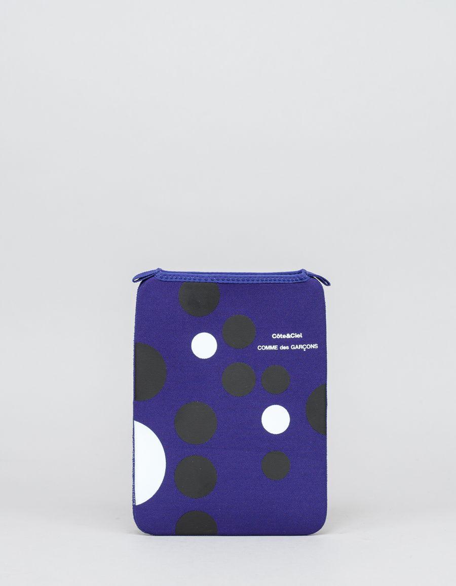 Comme des Garçons Wallet - CeC Ipad Case Blue