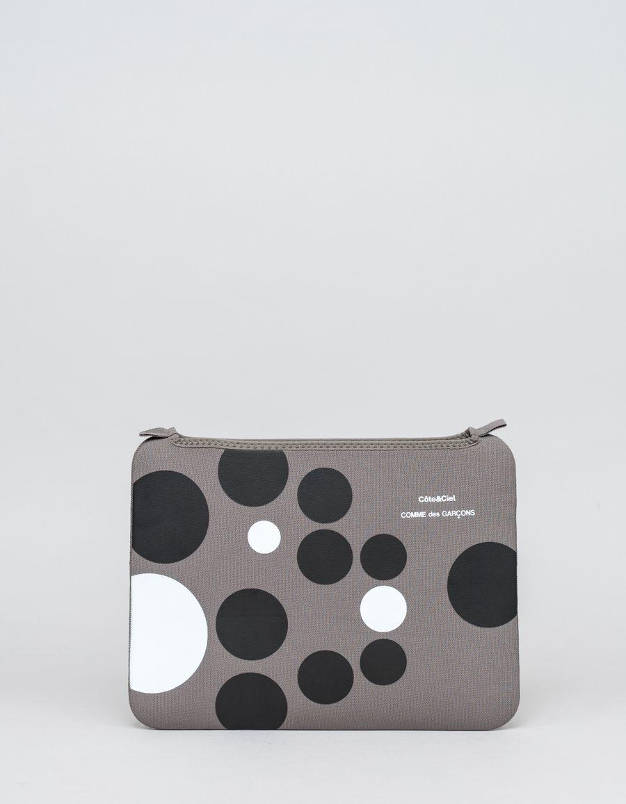 Comme des Garçons Wallet CeC Macbook Pro 13  Case Grey