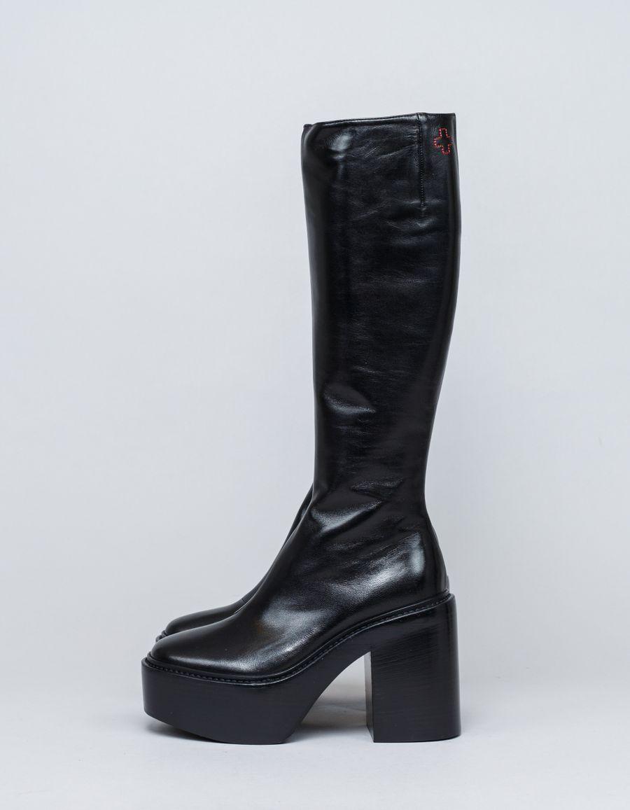 A.F.Vandevorst High Platform Boots