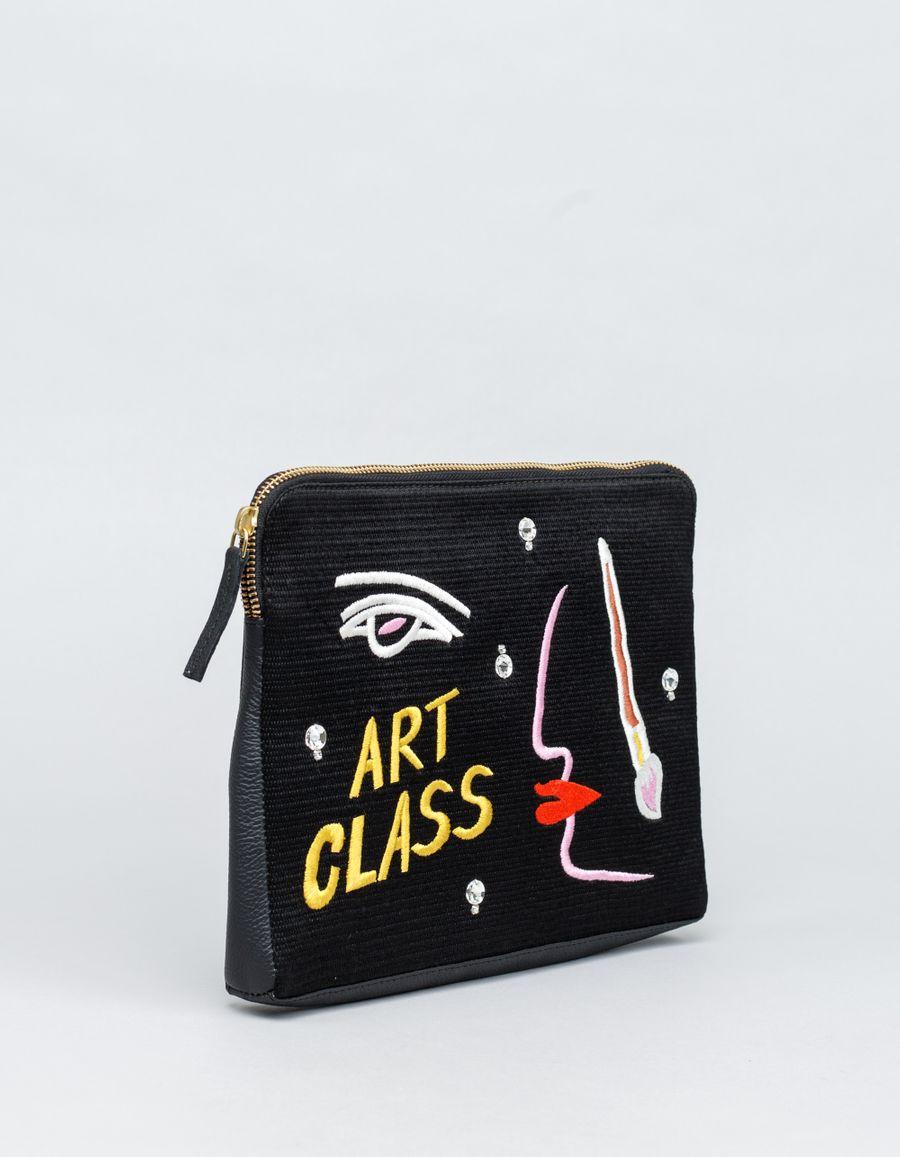 Lizzie Fortunato - Art Class Safari Clutch