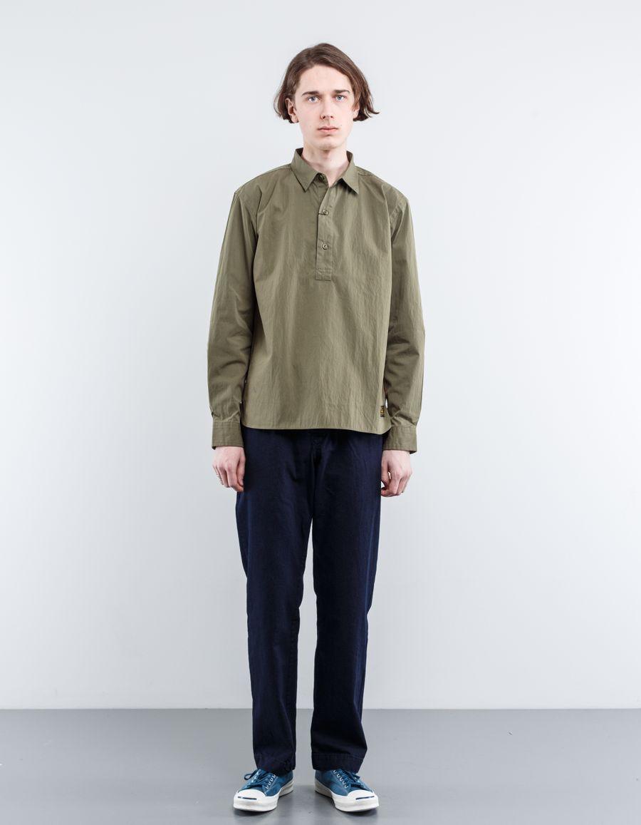 WTAPS NYCO Anorak Shirt