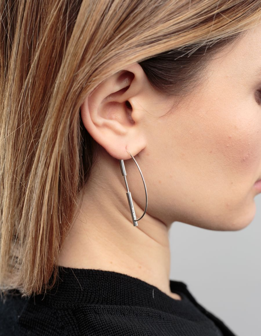 Sofia Eriksson Arc Single Earring