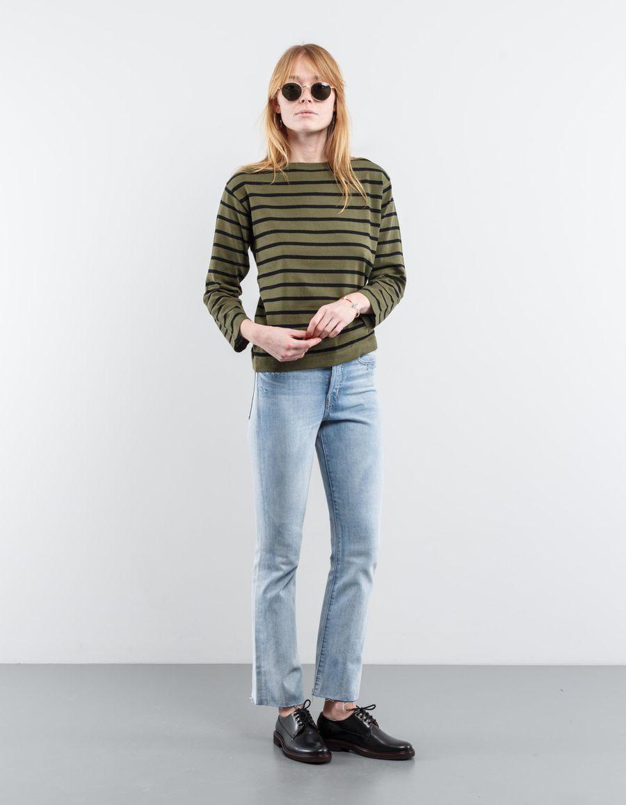 Maska Amelie Striped Sweater
