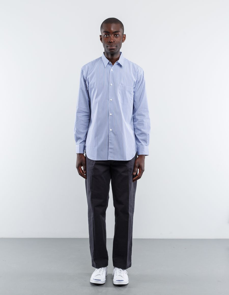Comme des Garçons SHIRT Narrow Classic Stripe Shirt