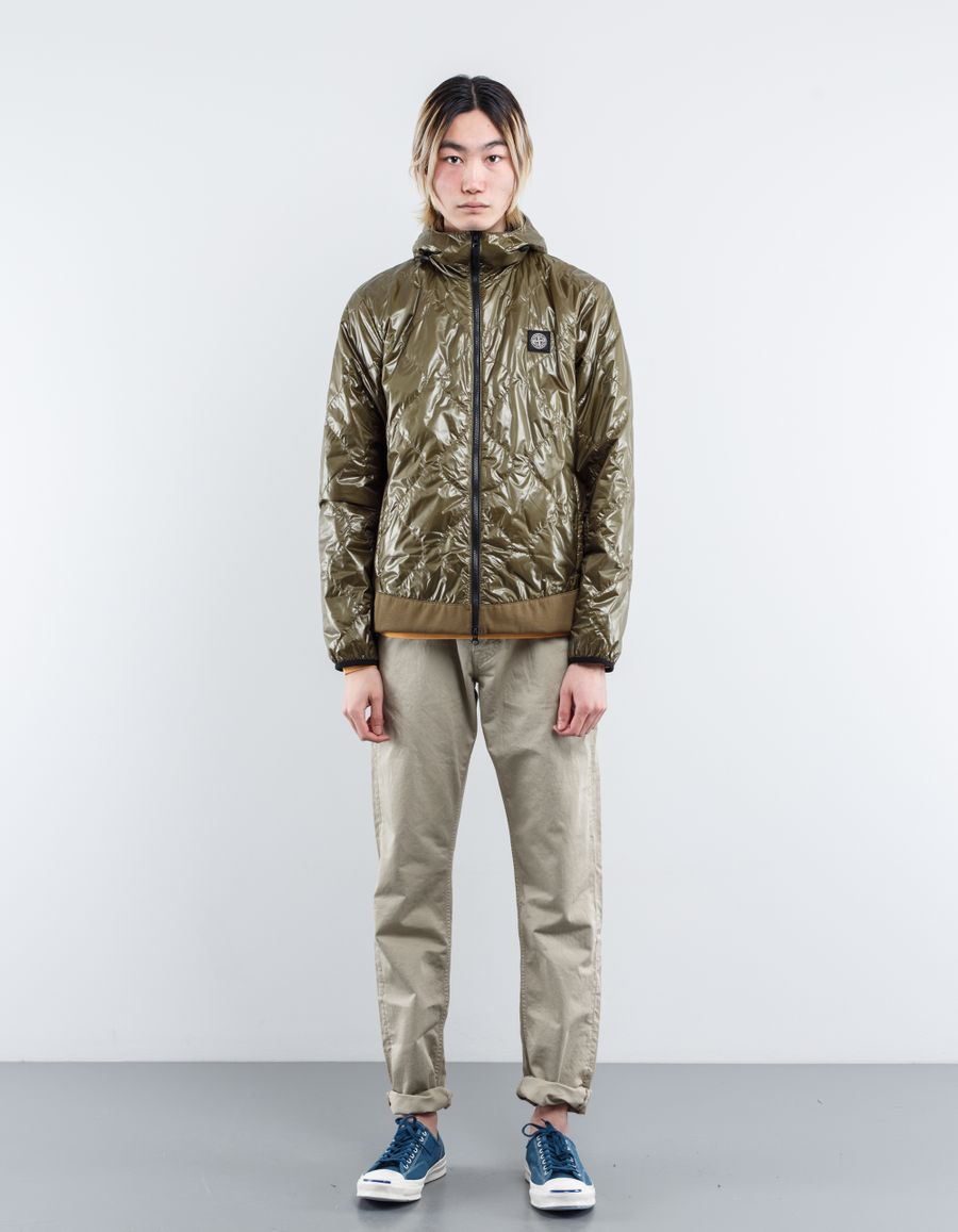 Stone Island 661543321 - Primaloft Pertex Hooded Jacket