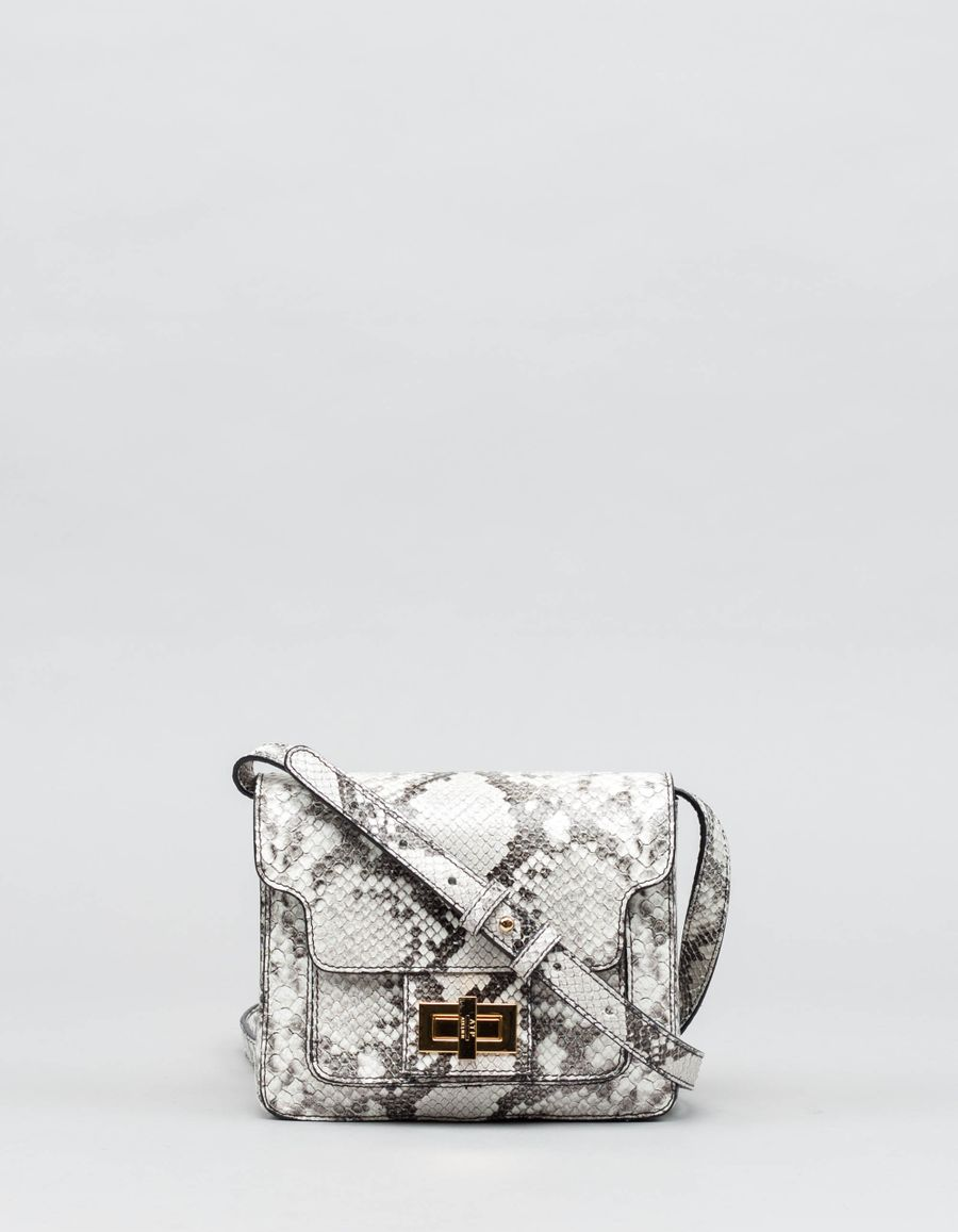 ATP Atelier Aiale Snake Print Bag