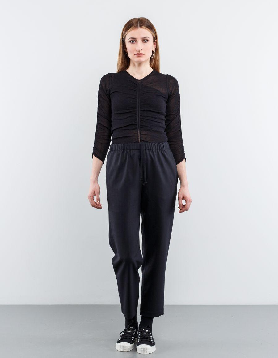 Helmut Lang Shirring Sweater