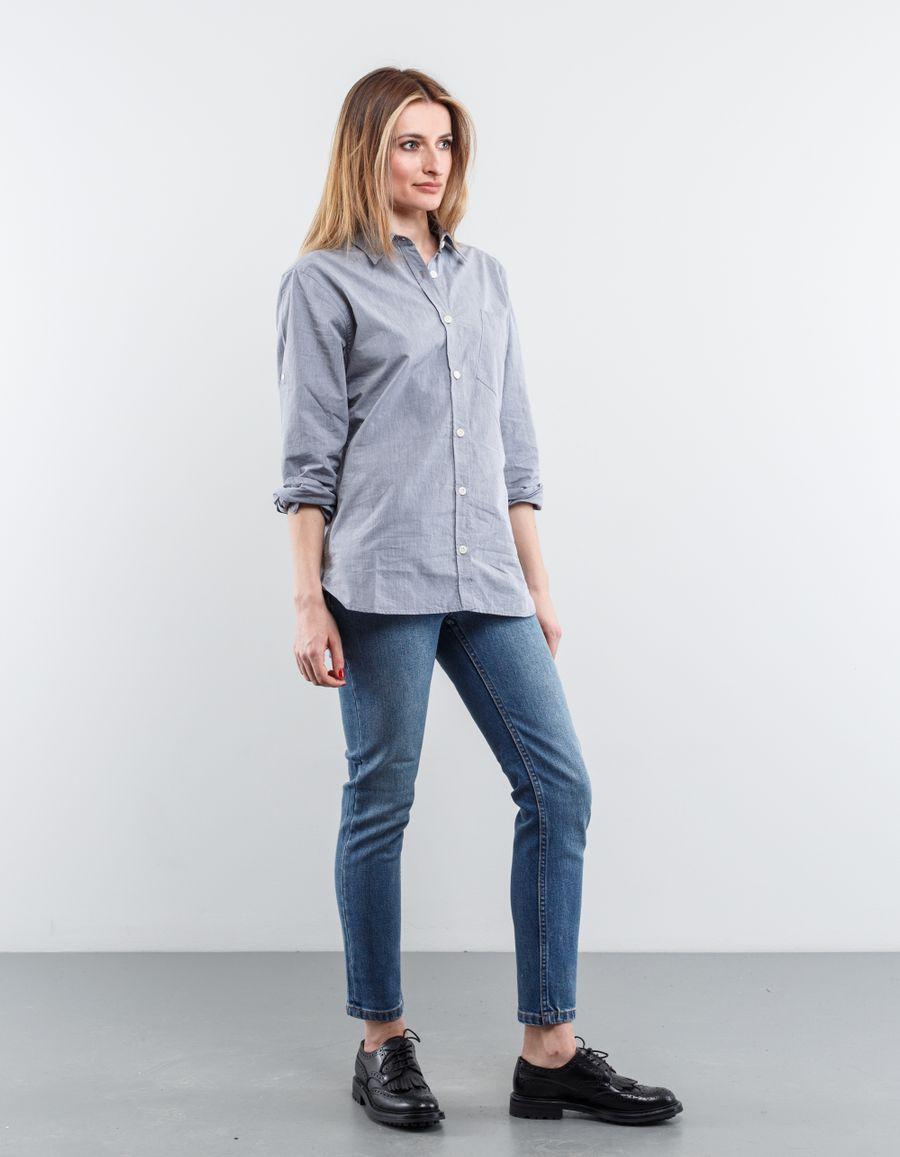 Margaret Howell MHL Single Pocket Shirt