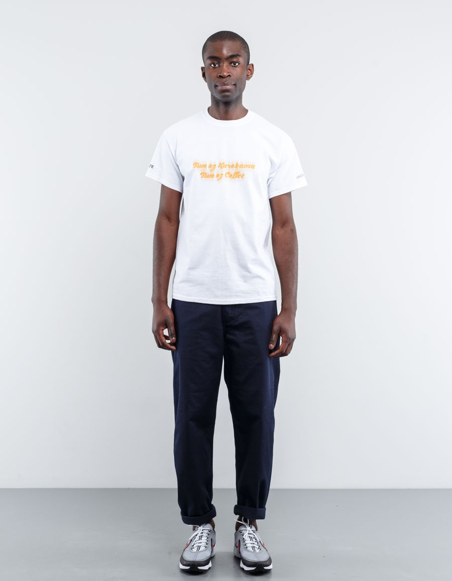 Junior Executive Kurokame & Coffee T-Shirt