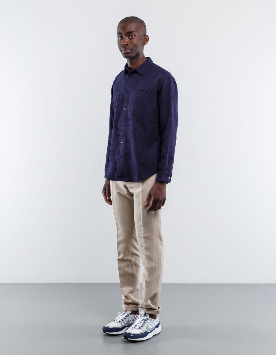Incotex YD Tropical Linen/Wool Pant