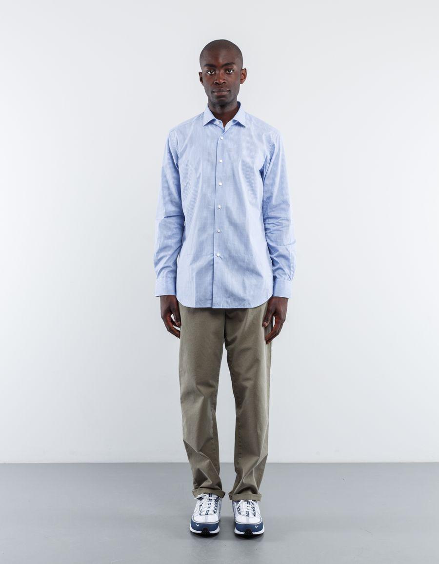 Nitty Gritty Classic Poplin Check Shirt