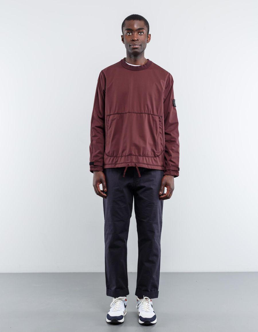 Stone Island Shadow Project Nylon-R GD Pocket Sweatshirt