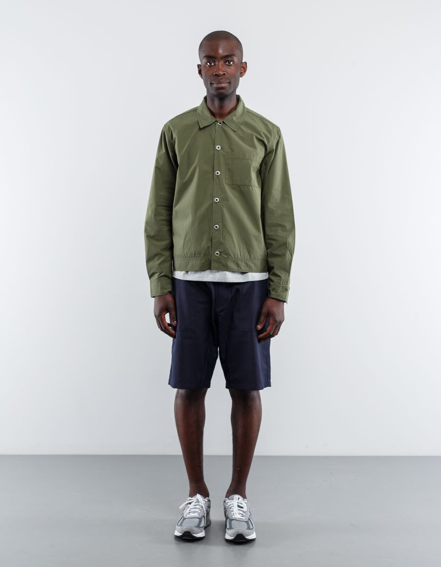 Universal Works Co/Ny Uniform Shirt