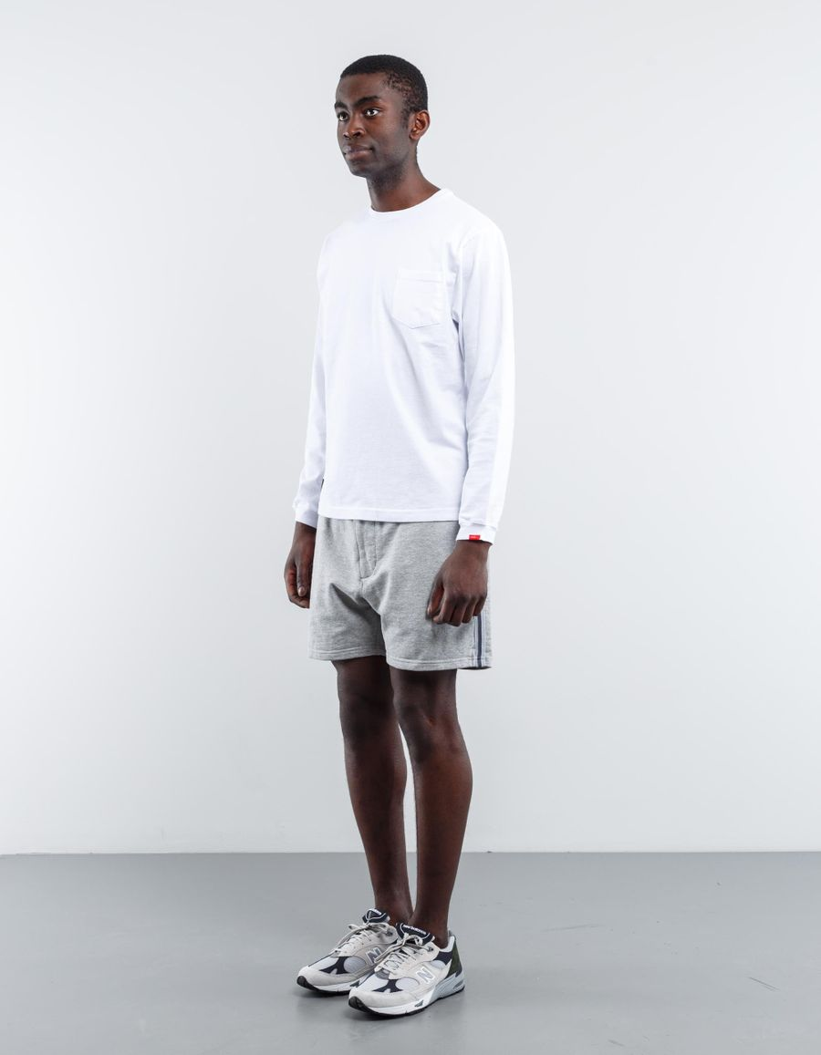 Engineered Garments  French Terry Track Short