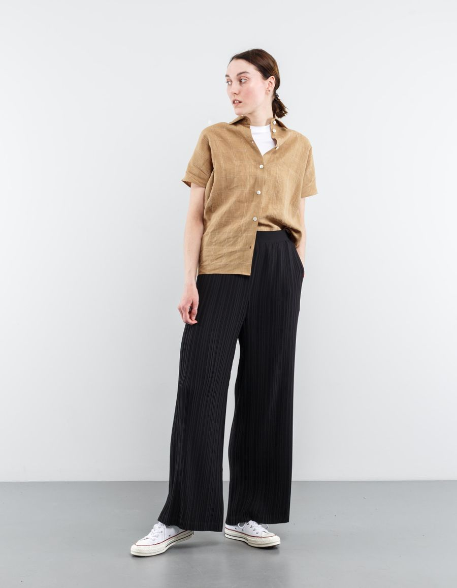 Helmut Lang Pleated Wide Pant