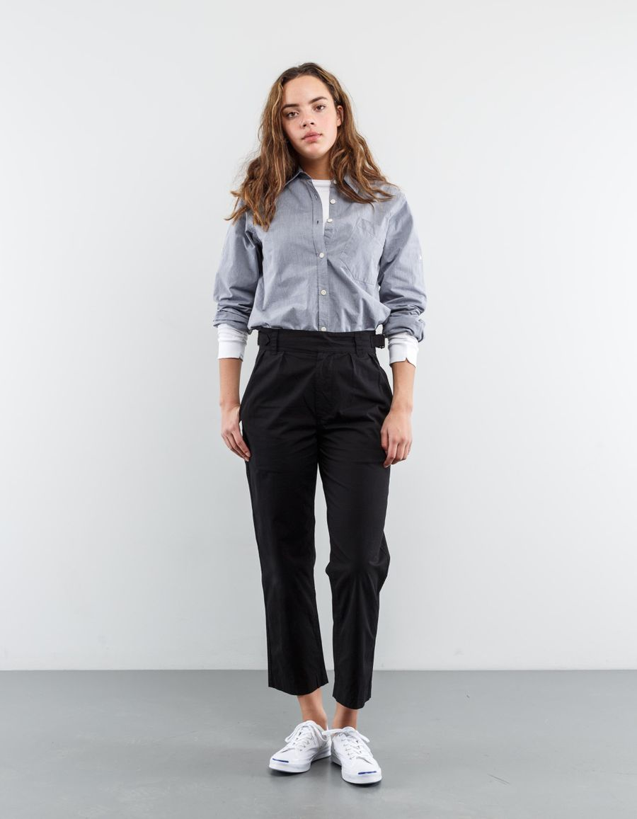 Margaret Howell Chinched Crop Trouser