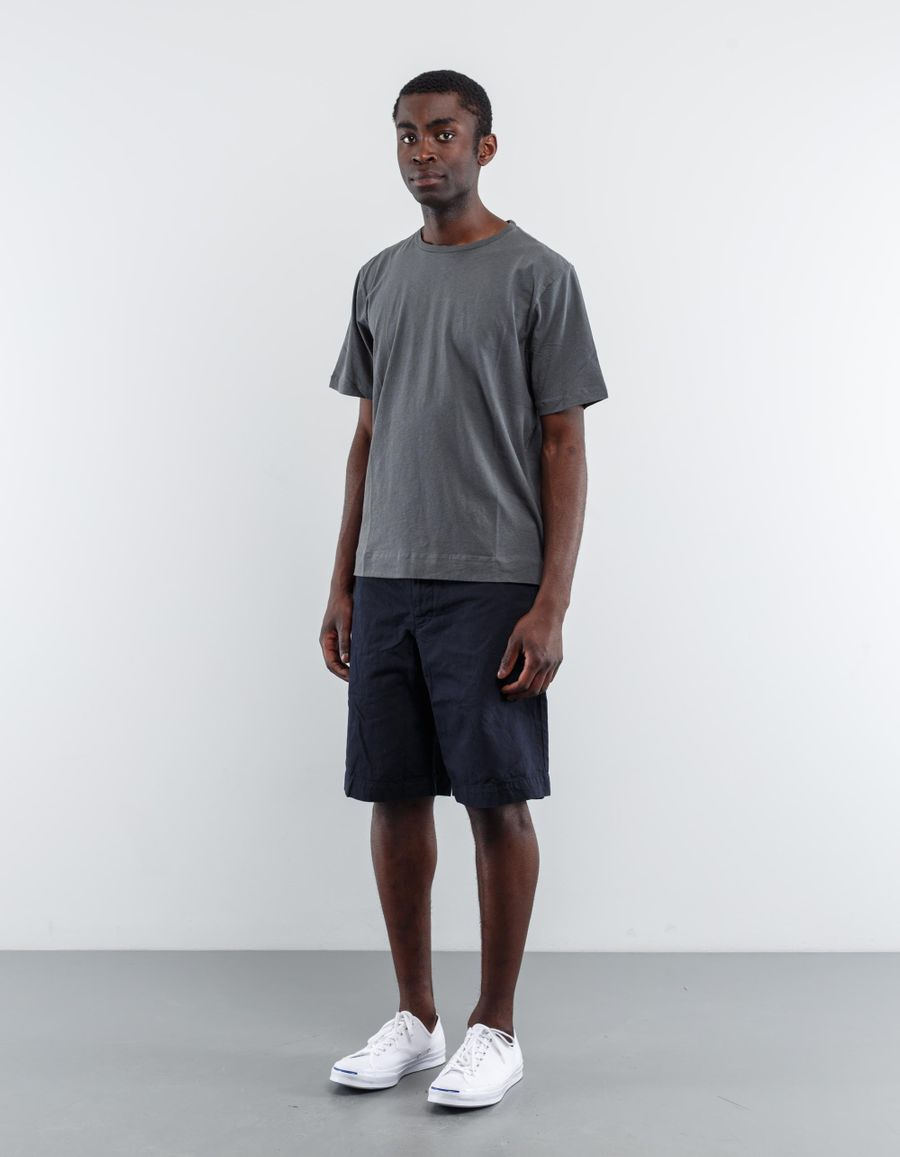 Margaret Howell MHL Linen Drill Scout Shorts