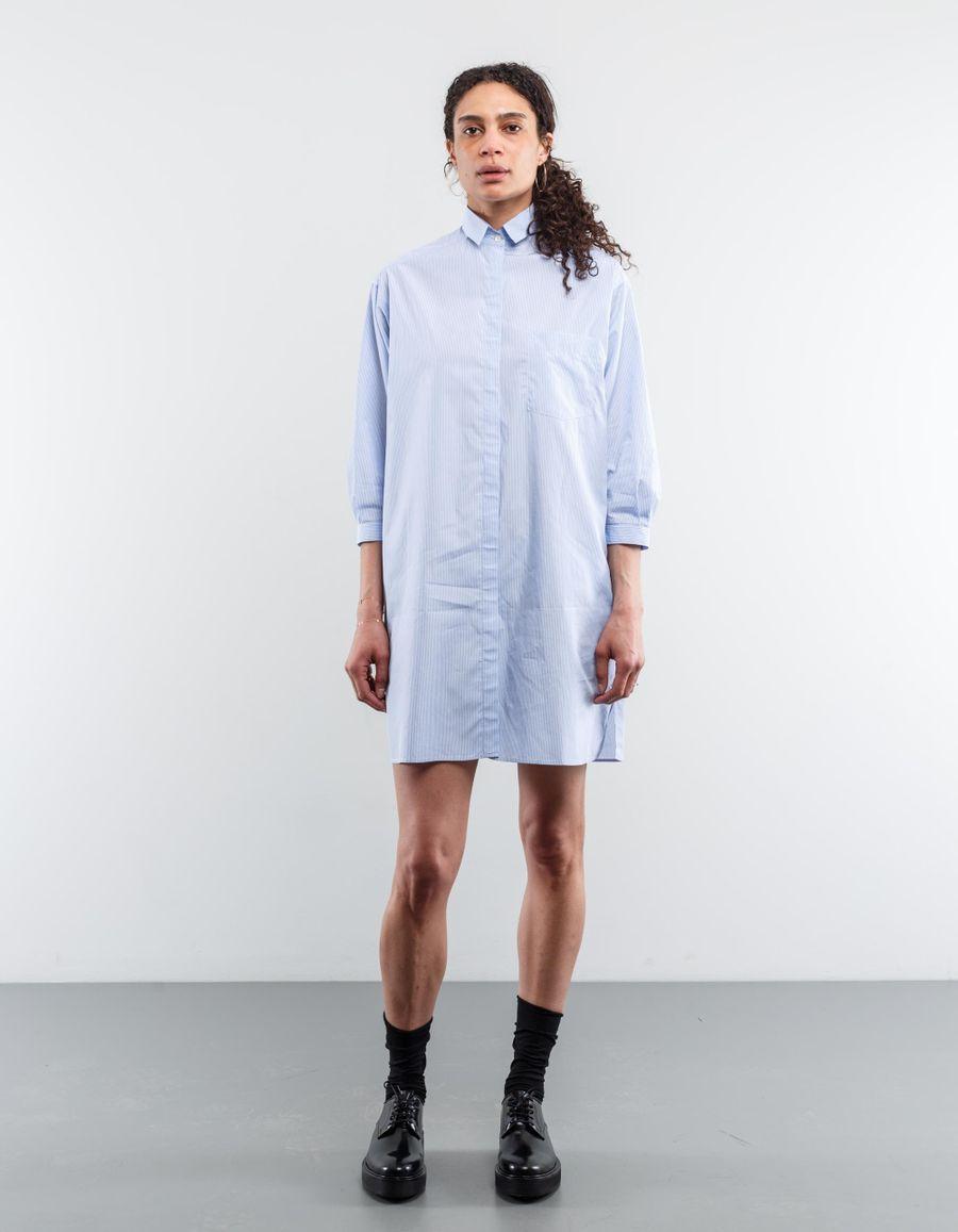 Aspesi Cotton Poplin Shirt Dress
