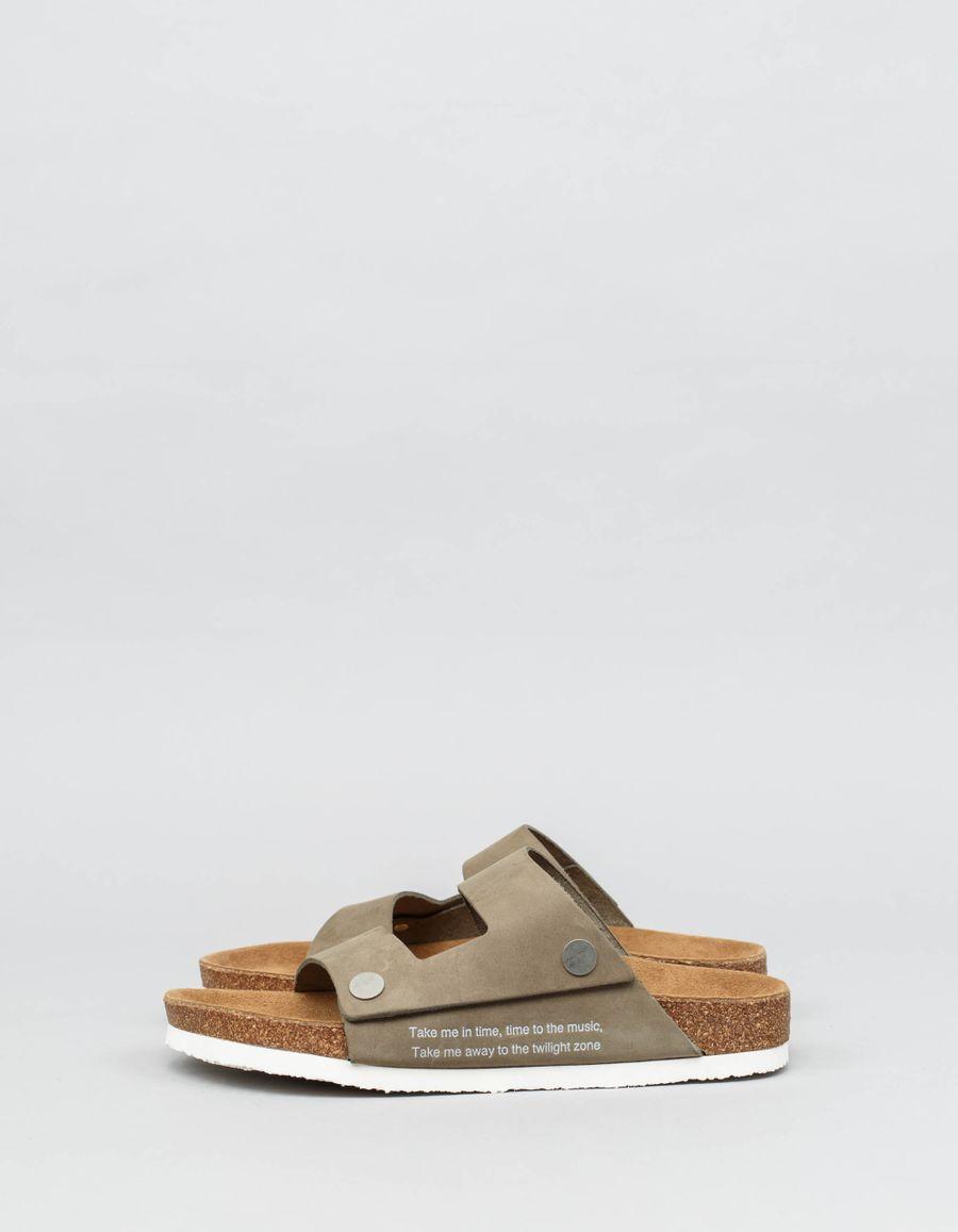 UNDERCOVER Suede Sandals