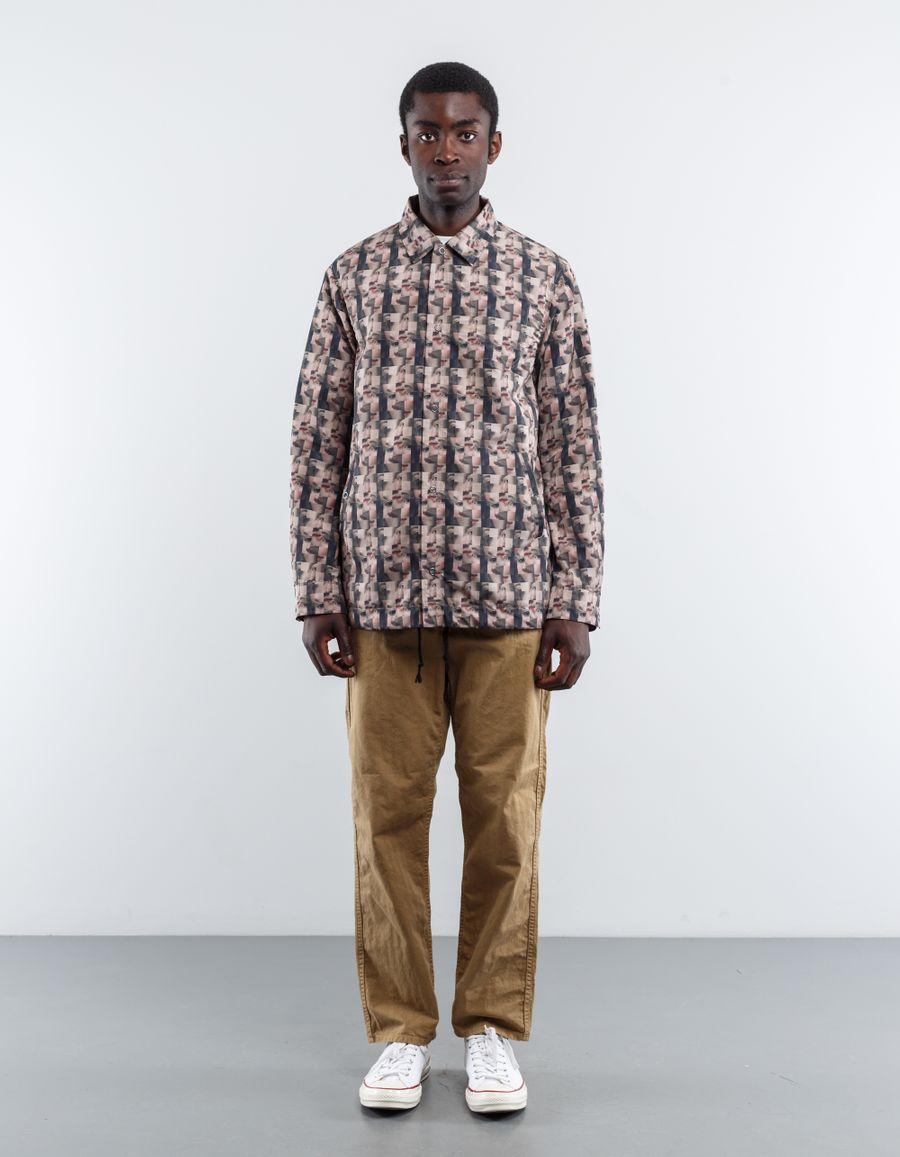UNDERCOVER Print Coaches Jacket