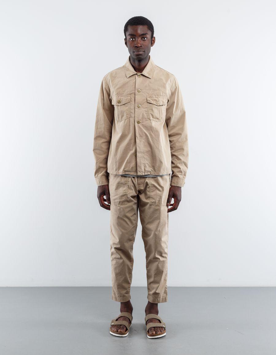 Ganryu Cotton Nylon Army Shirt