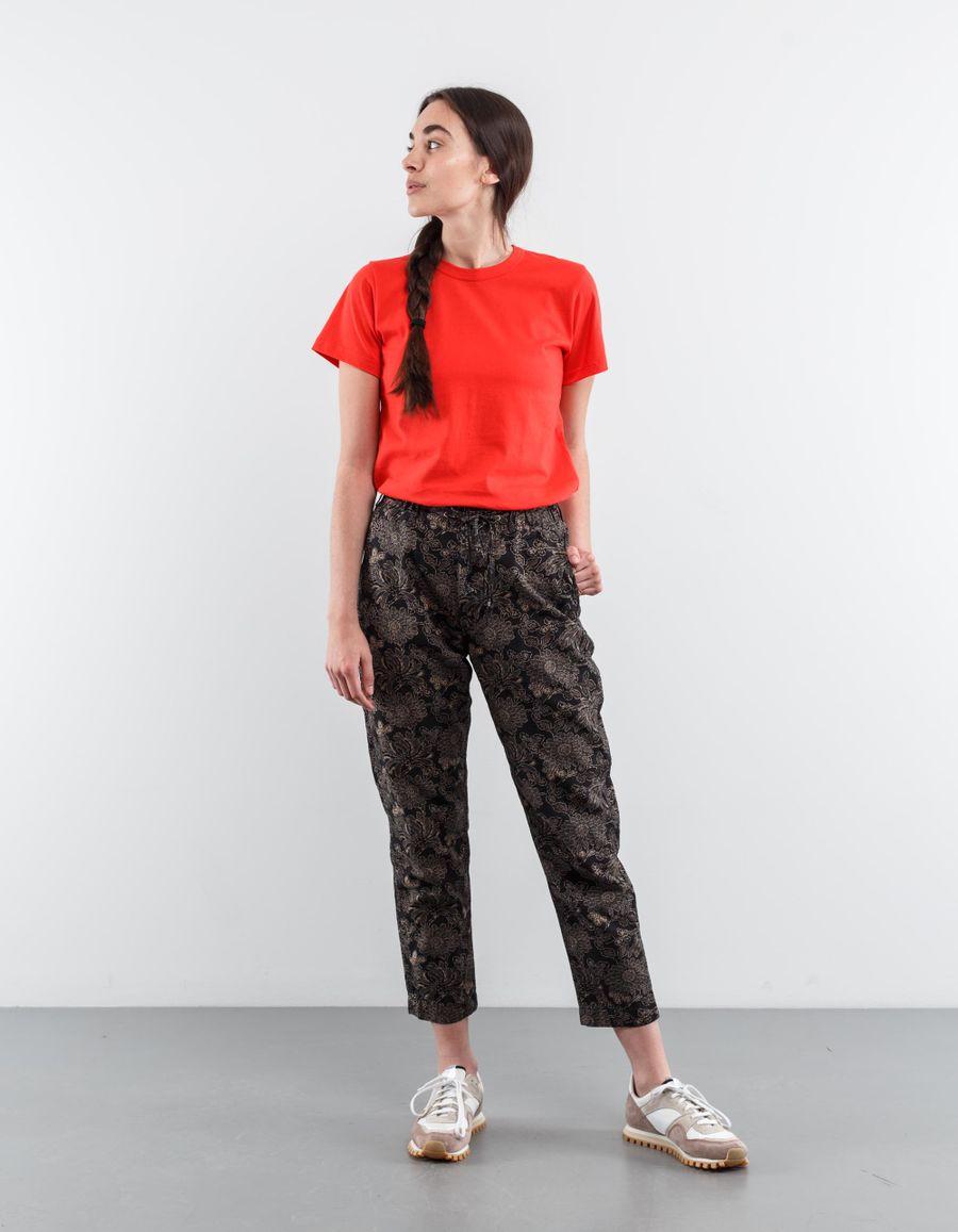 orSlow Woven Pant Japanese Print