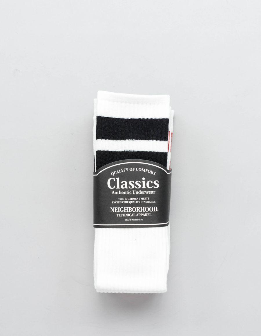 Neighborhood Classic 3Pac Long Socks