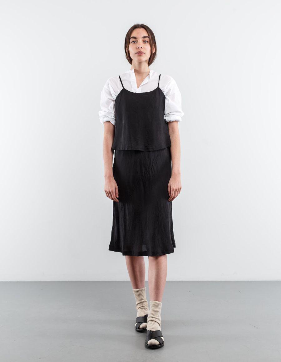 Comme des Garçons Comme des Garçons Slip Dress Double Layer Front