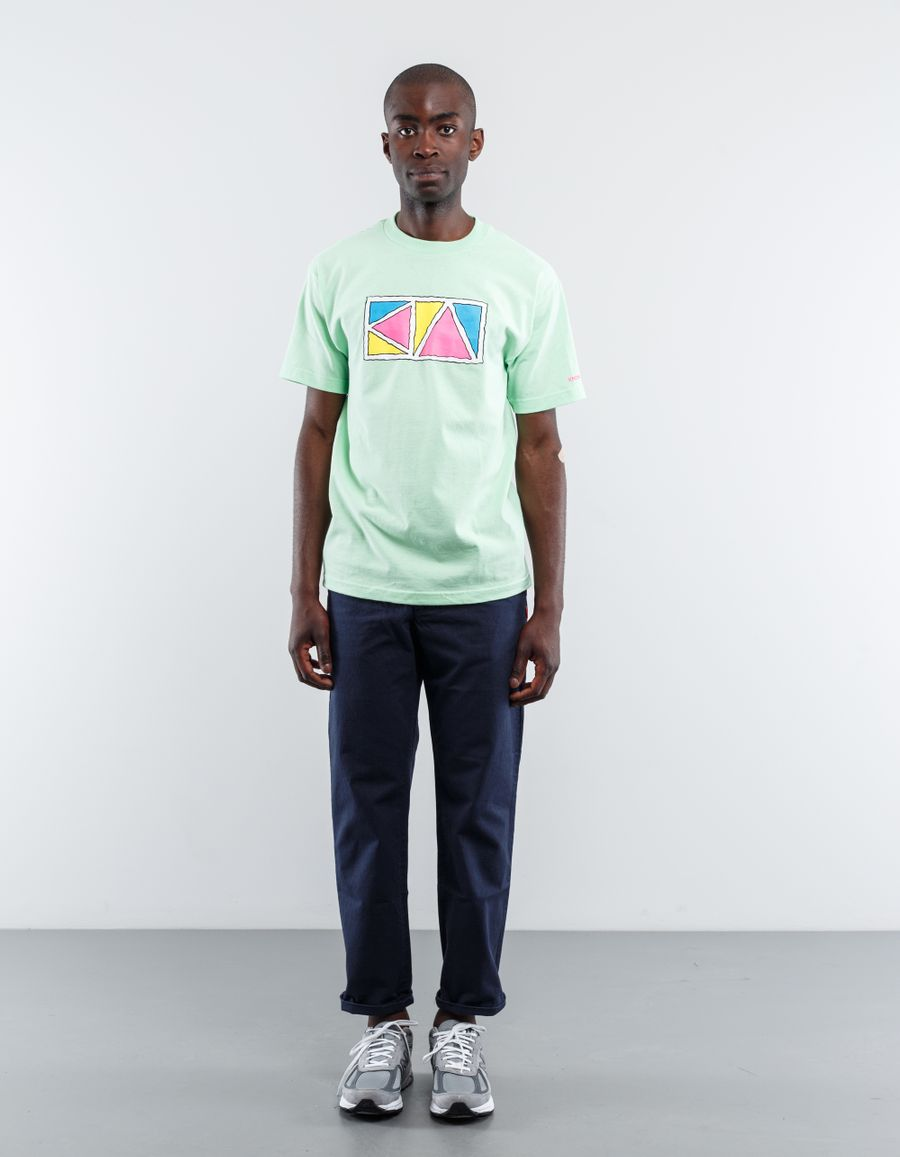 Know Wave Triangle S/S Tee