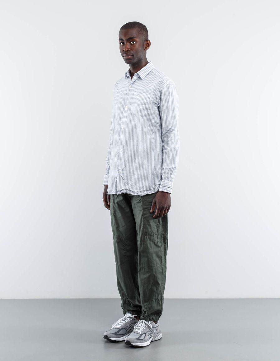 UNDERCOVER Cotton/Linen Trousers