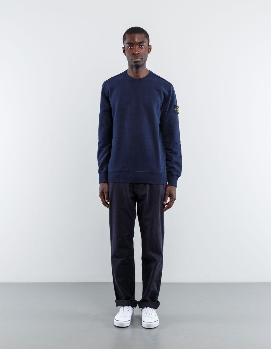 Stone Island 671562720 - Classic Fleece Sweatshirt