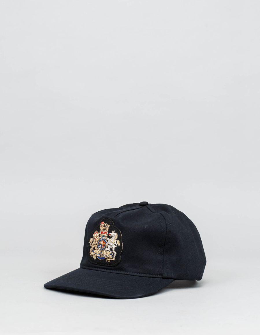 Bianca Chandôn Vintage Appliqué Hat