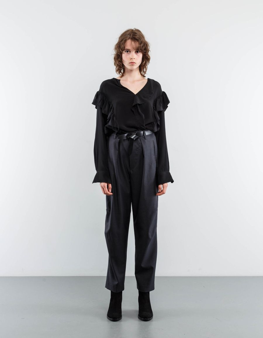 Isabel Marant Étoile Welby Frill Top