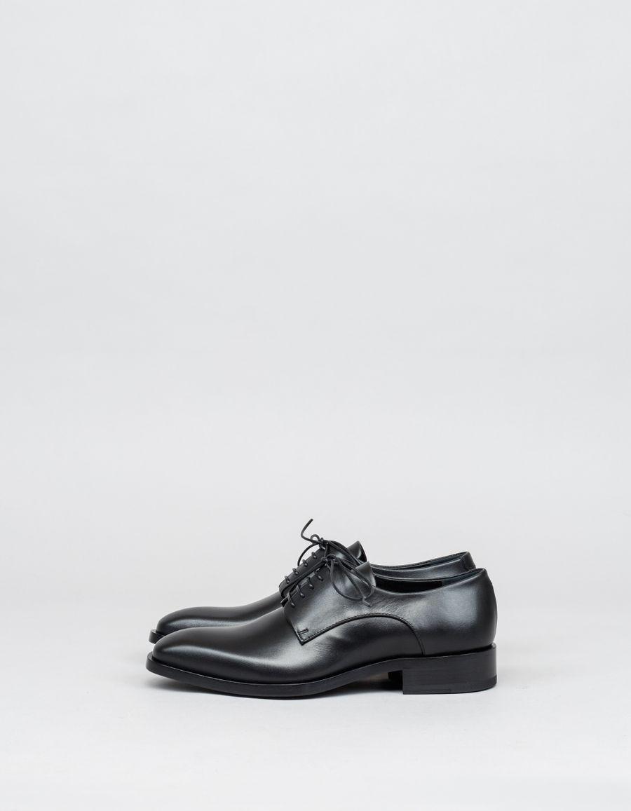 Jil Sander Goya Derby Shoe Leather