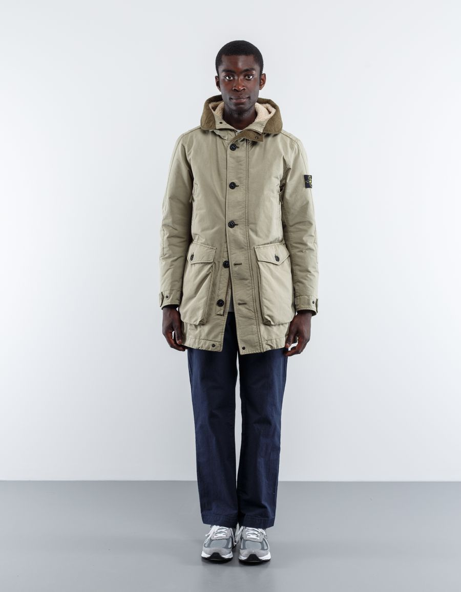 Stone Island 671541449 - David-TC GD Down Parka