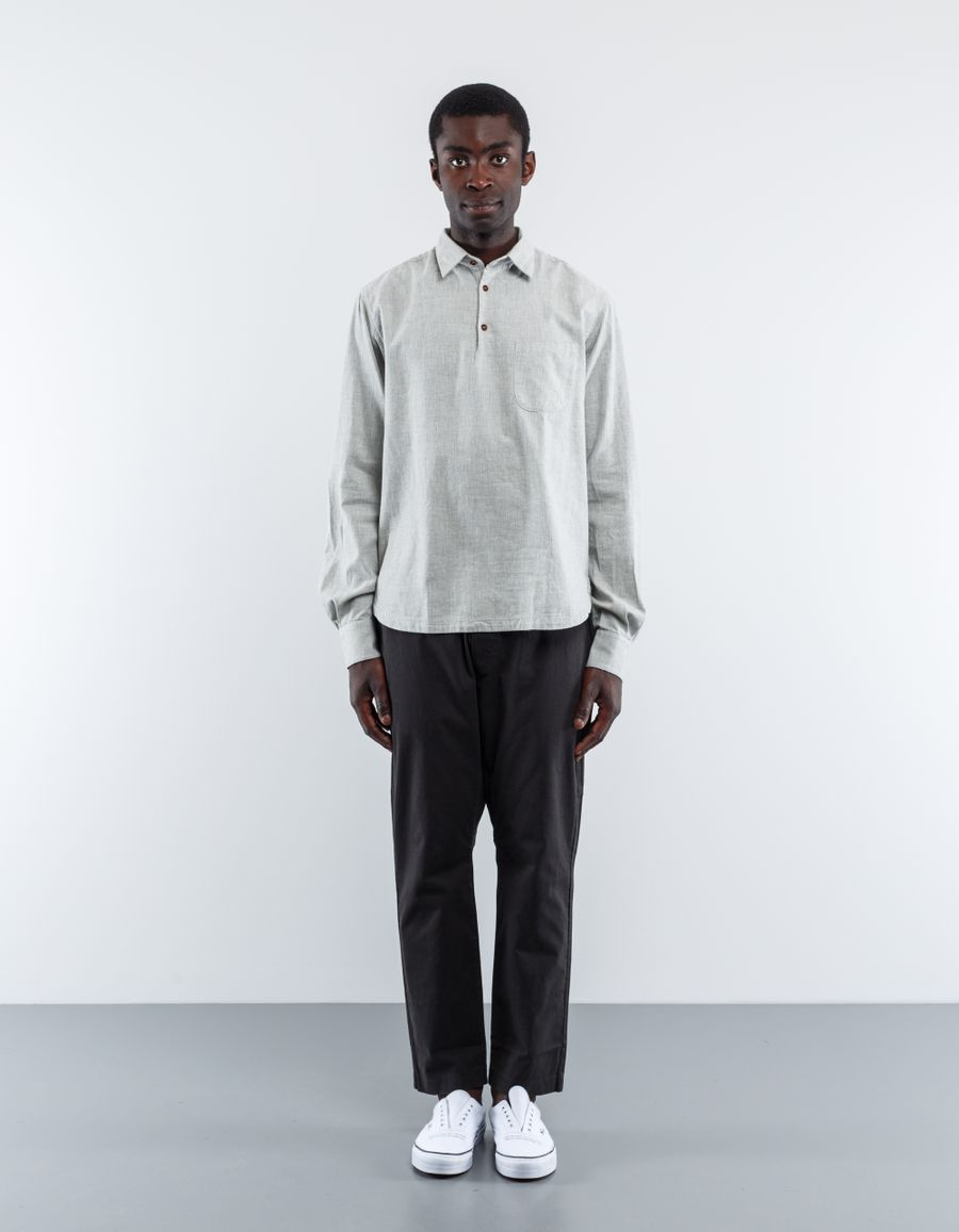 Barena Venezia Pavan Lodo Popover Shirt