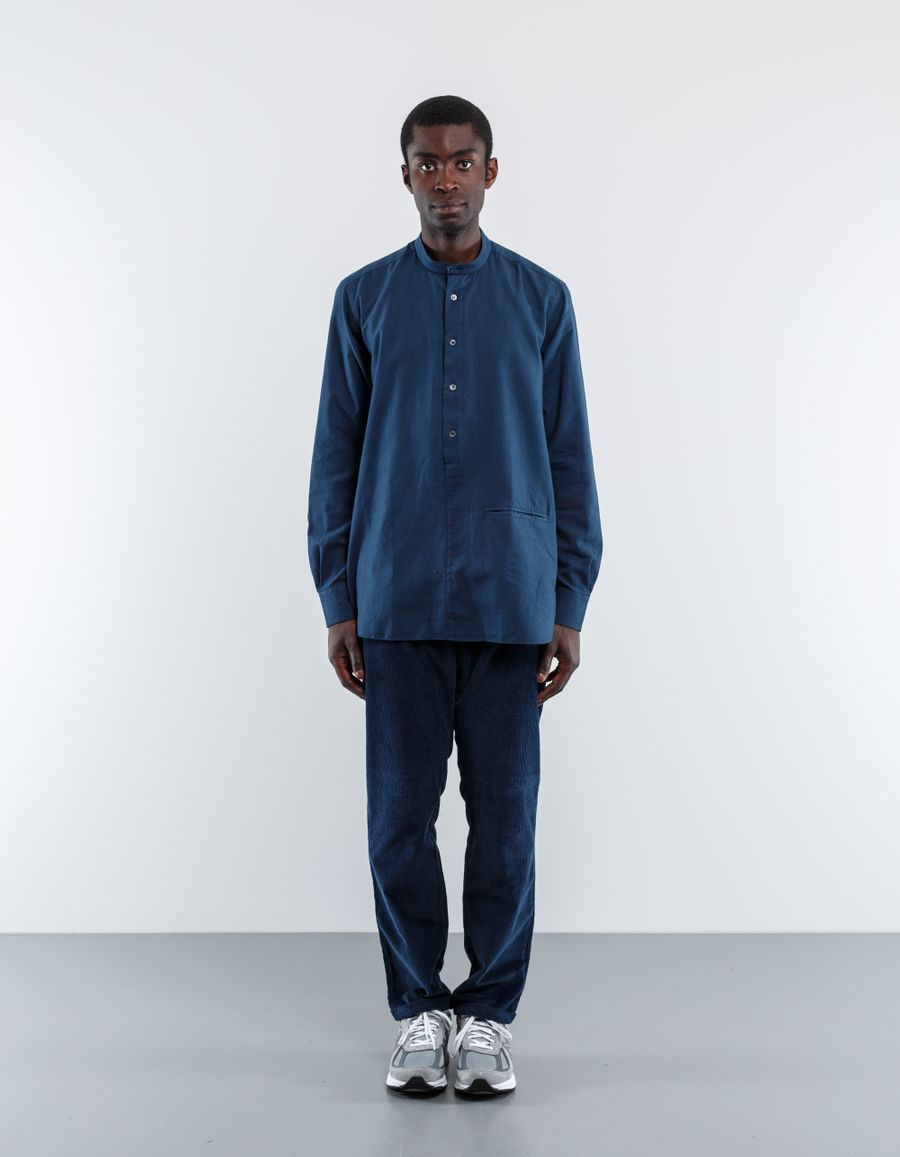 Barena Venezia Grimani Collarless Shirt