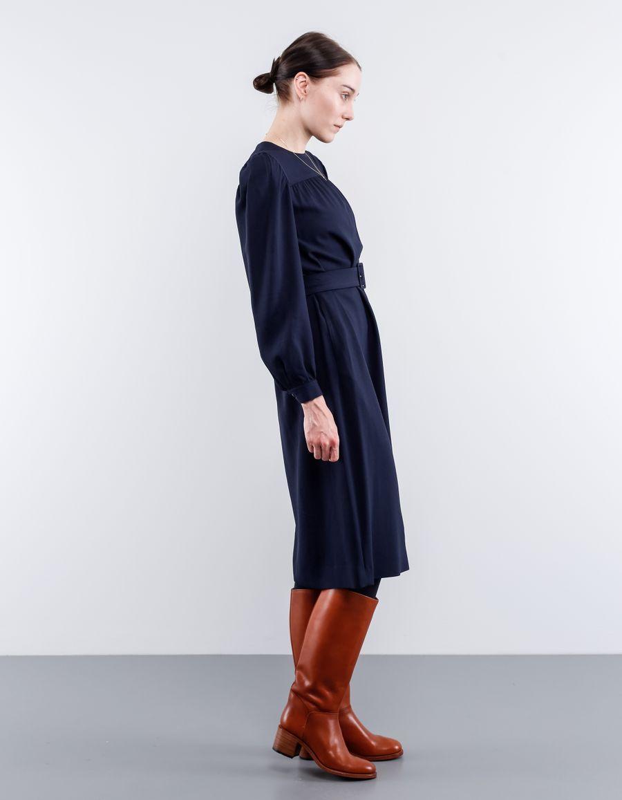 A.P.C. - Marguerite Dress w. Belt