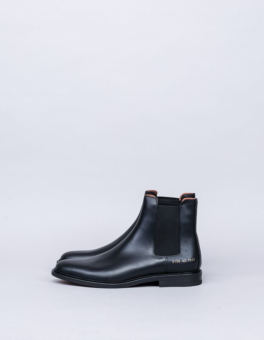 Common Projects Leather Chelsea Boot