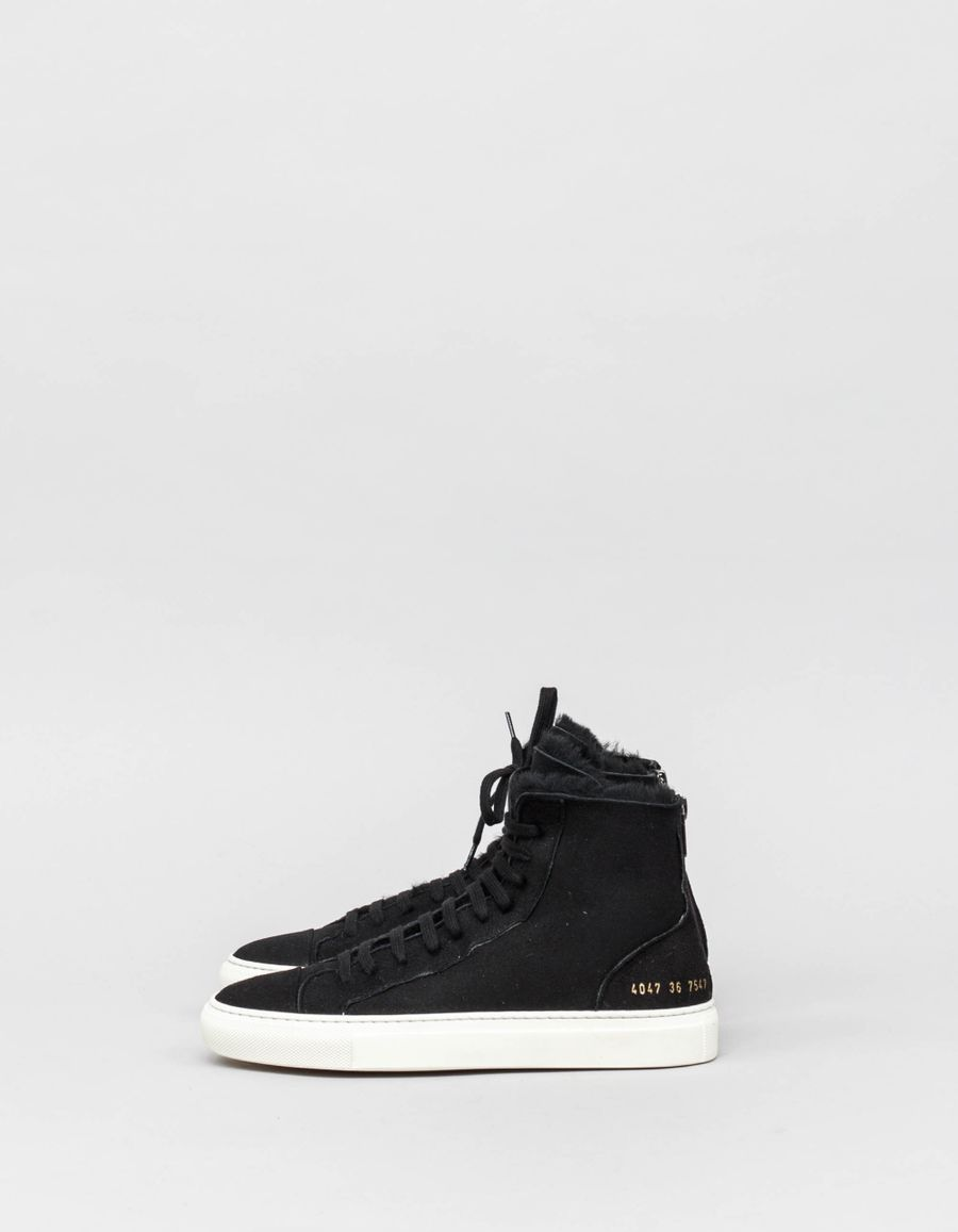Common Projects Tournament High Shearling