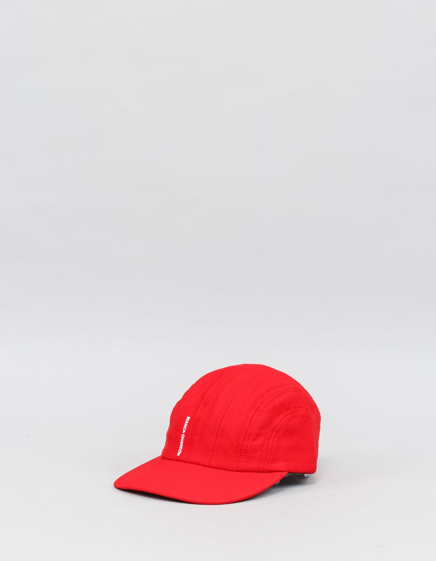 Bianca Chandôn 8 Panel Logo Hat