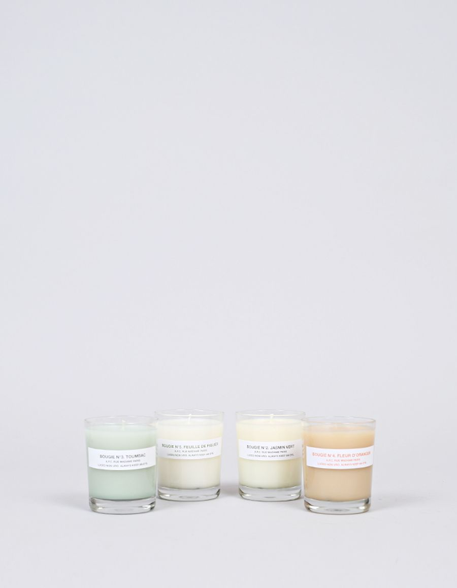 A.P.C. Scented Candle